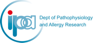 Department of Pathophysiology and Allergy Research