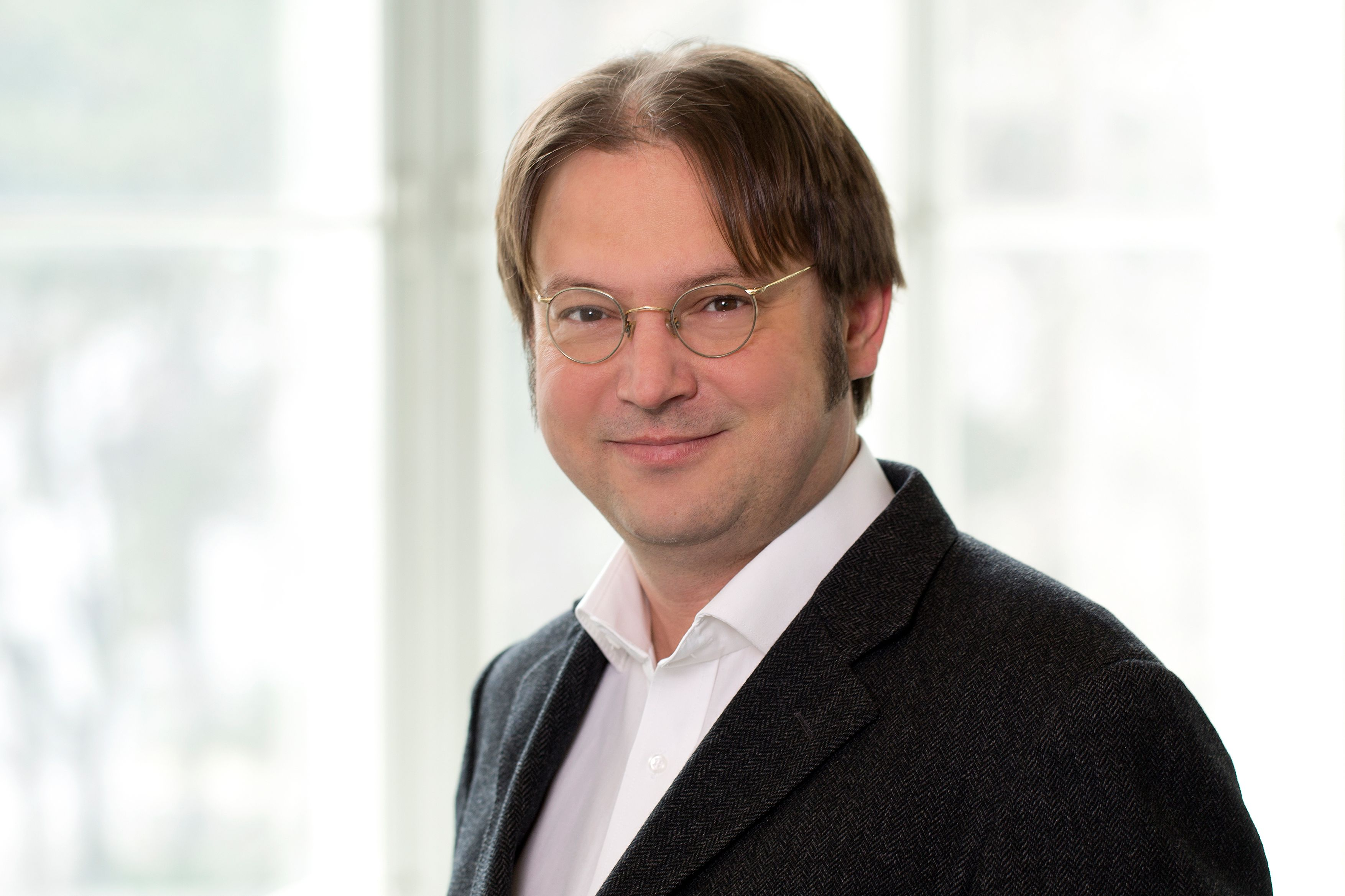 Komplexitätsforscher Stefan Thurner ist